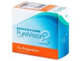 alensa.fr - Lentilles de Contact pas chères en ligne - PureVision 2 for Astigmatism
