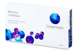 Biofinity Multifocal (6lentilles) - CooperVision