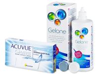 Acuvue Oasys for Astigmatism (6lentilles) +Gelone360ml