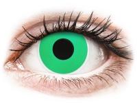 alensa.fr - Lentilles de Contact pas chères en ligne - Lentilles de contact Vert Emerald - ColourVue Crazy