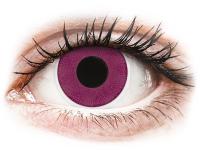 alensa.fr - Lentilles de Contact pas chères en ligne - Lentilles de contact Violet - ColourVue Crazy