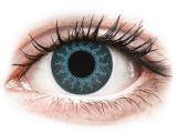 alensa.fr - Lentilles de Contact pas chères en ligne - Lentilles de contact Bleu Solar Blue - ColourVue Crazy