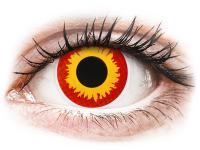 alensa.fr - Lentilles de Contact pas chères en ligne - Lentilles de contact Rouge Wildfire - ColourVue Crazy
