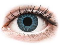alensa.fr - Lentilles de Contact pas chères en ligne - Lentilles de contact Bleu Solar Blue - ColourVue Crazy - correctrices