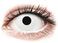 alensa.fr - Lentilles de Contact pas chères en ligne - Lentilles de contact Blanc WhiteOut - ColourVue Crazy - correctrices