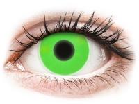 alensa.fr - Lentilles de Contact pas chères en ligne - Lentilles de contact Vert Glow - ColourVue Crazy