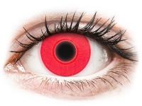 alensa.fr - Lentilles de Contact pas chères en ligne - Lentilles de contact Rouge Glow - ColourVue Crazy