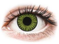 alensa.fr - Lentilles de Contact pas chères en ligne - Lentilles de contact Vert Fresh Green - TopVue Color
