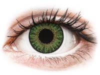 alensa.fr - Lentilles de Contact pas chères en ligne - Lentilles de contact Vert - correctrices - TopVue Color