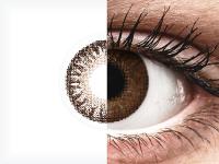 TopVue Color - Brown - non correctrices (2 lentilles)