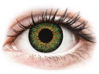 alensa.fr - Lentilles de Contact pas chères en ligne - Lentilles de contact Vert - ColourVUE Glamour - correctrices