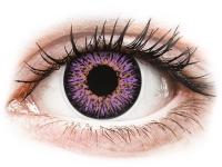 alensa.fr - Lentilles de Contact pas chères en ligne - Lentilles de contact Violet - ColourVUE Glamour
