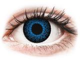 alensa.fr - Lentilles de Contact pas chères en ligne - Lentilles de contact Bleu Aqua - ColourVUE Eyelush