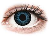 alensa.fr - Lentilles de Contact pas chères en ligne - Lentilles de contact Bleu - ColourVUE Eyelush - correctrices