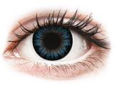 alensa.fr - Lentilles de Contact pas chères en ligne - Lentilles de contact Bleu Cool Blue - ColourVUE BigEyes - correctrices