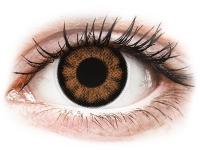 alensa.fr - Lentilles de Contact pas chères en ligne - Lentilles de contact Marron Sexy Brown - ColourVUE BigEyes - correctrices