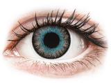 alensa.fr - Lentilles de Contact pas chères en ligne - Lentilles de contact Bleu Gris - ColourVUE Fusion