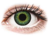 alensa.fr - Lentilles de Contact pas chères en ligne - Lentilles de contact Vert Jaune - ColourVUE Fusion - correctrices