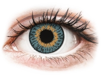 alensa.fr - Lentilles de Contact pas chères en ligne - Lentilles de contact Bleu Expressions Colors