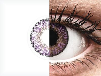FreshLook ColorBlends Amethyst - correctrices (2 lentilles)