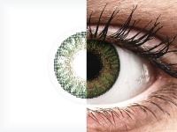 FreshLook ColorBlends Gemstone Green - non correctrices (2 lentilles)