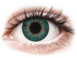 alensa.fr - Lentilles de Contact pas chères en ligne - FreshLook ColorBlends Turquoise - correctrices
