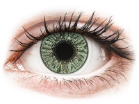 FreshLook Colors Green - correctrices (2 lentilles)