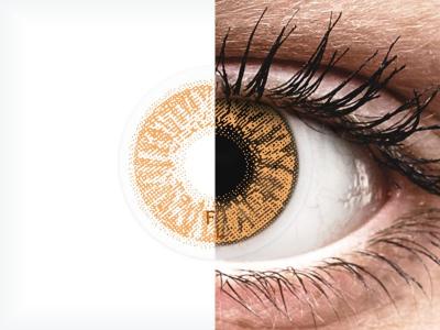 FreshLook Colors Hazel - correctrices (2 lentilles)