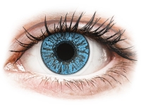 alensa.fr - Lentilles de Contact pas chères en ligne - FreshLook Colors Sapphire Blue - correctrices