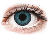 alensa.fr - Lentilles de Contact pas chères en ligne - Lentilles de contact effet naturel Bleu Brilliant Blue - Air Optix