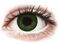 alensa.fr - Lentilles de Contact pas chères en ligne - FreshLook Dimensions Sea Green - correctrices
