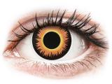 alensa.fr - Lentilles de Contact pas chères en ligne - ColourVUE Crazy Lens - Orange Werewolf - journalières non correctrices