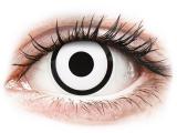 alensa.fr - Lentilles de Contact pas chères en ligne - ColourVUE Crazy Lens - White Zombie - journalières non correctrices