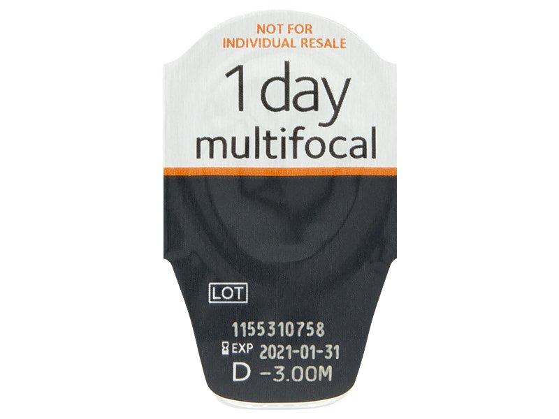 50cec32a2d26b5 Lentilles de Contact Proclear 1 Day Multifocal (30 lentilles ...