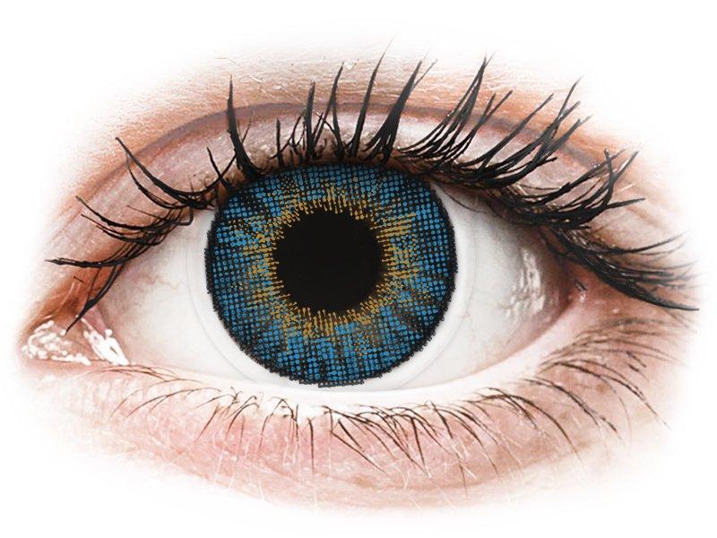 Air Optix Colors - True Sapphire - correctrices (2lentilles)