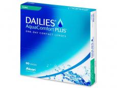 Dailies AquaComfort Plus Toric (90lentilles)
