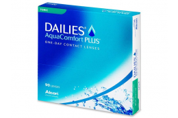 Dailies AquaComfort Plus Toric (90lentilles) - Alcon