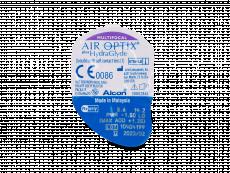 Air Optix plus HydraGlyde Multifocal (6lentilles)