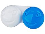 alensa.fr - Lentilles de Contact pas chères en ligne - Étui à lentilles 3D - Bleu