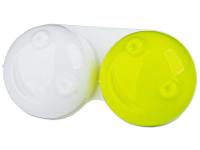 alensa.fr - Lentilles de Contact pas chères en ligne - Etui à lentilles 3D - vert