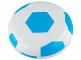 alensa.fr - Lentilles de Contact pas chères en ligne - Étui à lentilles avec miroir Football - Bleu