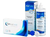 alensa.fr - Lentilles de Contact pas chères en ligne - TopVue Air (6 lentilles)