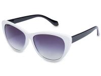 alensa.fr - Lentilles de Contact pas chères en ligne - Lunettes de soleil OutWear - Blanc/Noir