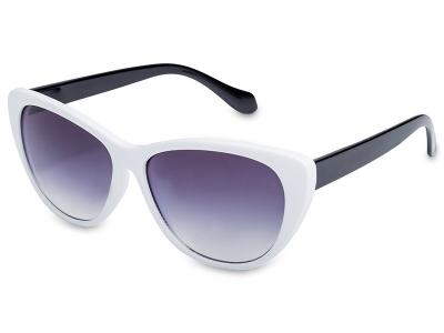 Lunettes de soleil OutWear - Blanc/Noir