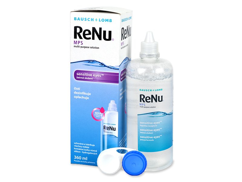 ReNu MPS Sensitive Eyes 360 ml   Alensa 94e745fa1a44