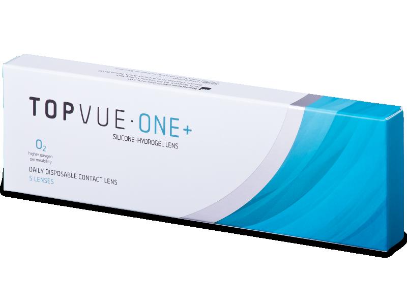 TopVue One+ (5 lentilles)
