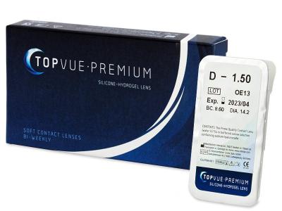 TopVue Premium (1 lentille)
