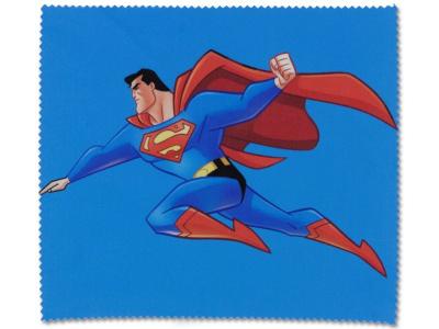 Chiffon nettoyant pour lunettes - Superman