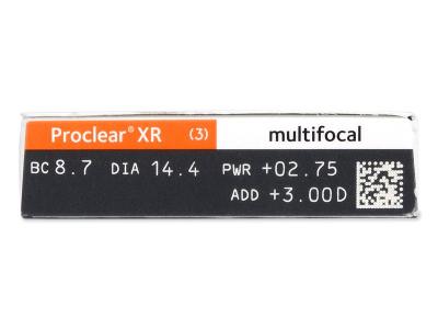 Proclear Multifocal XR (6 lentilles)