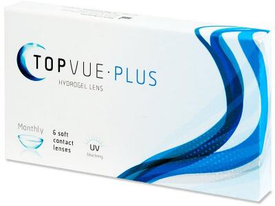 TopVue Monthly Plus (6 lentilles)